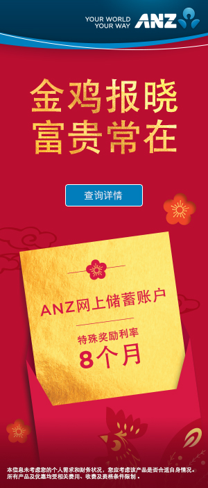 ANZ Lunar New Year Campaign
