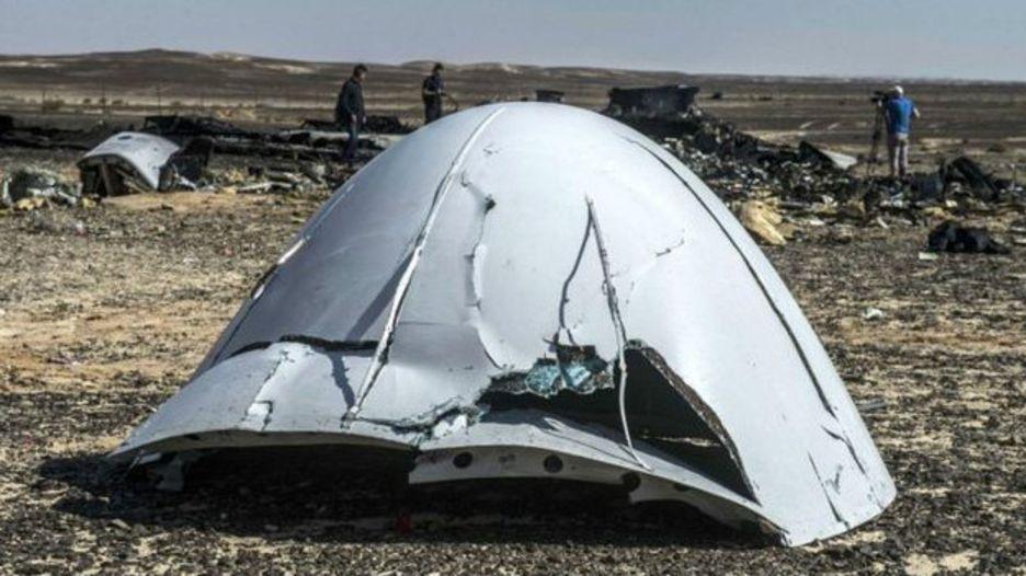 """俄罗斯航空:""""外部活动""""导致客机坠毁-国际新闻"""